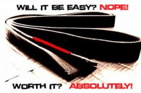 Black belt -kajukenbo