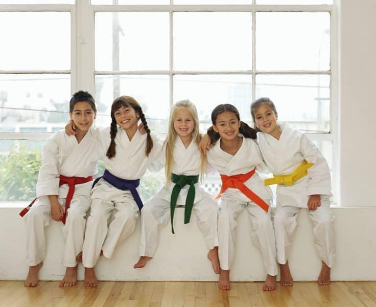 best kids martial arts program