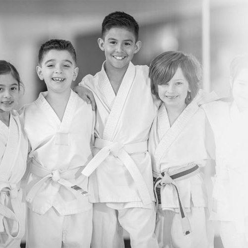 Karate is fun